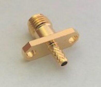 RF Connector: SMA-1257m-TGG