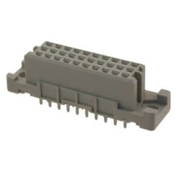DIN Connector 09252306824-Harting: DIN Connector 09252306824; 30 Pin DIN connector Socket, Female sockets, Through hole ~ EPT 304-80064-01