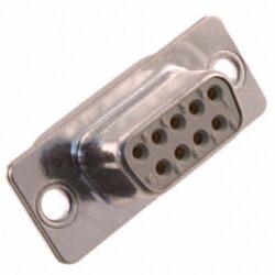 Konektor: 09670094715-Harting: D-Sub; PIN: 9; zástrčka; zásuvka; točené kontakty;