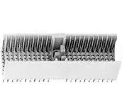 DIN Konektor 100668-1-Tyco: Konektor 100668-1; 154 Pozice; Skrz díru; Press Fit; vertikální; 7 řad ~ EPT 243-11310-15