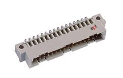EPT: DIN Conector: 101-90004-EPT: DIN Conector: 101-90004  conector DIN 41612 Male 90°, type B/2; Ter. length 3 mm; 16 pin