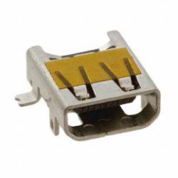Konektor:10118241-001RLF-Amphenol: Konektor:10118241-001RLF ; HDMI  Type D RCP 19pos SMD 0,4mm