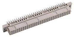 DIN konektor: 104-40075-EPT: DIN konektor: 104-40075 DIN 41612 C96pin F abc 5,5/11 mm HL II  SPQ: 25/300ks; pájecí;  ~ Harting 09032966823