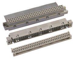 DIN konektor IDC: 104-49064-EPT: DIN konektor: 104-49064 DIN 41612 C96pin F abc IDC connector II SPQ: 78/546pcs ~ ERNI 123905