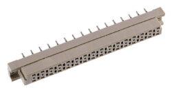 EPT: DIN konektor: 106-40064-EPT: DIN konektor: 106-40064; DIN 41612 Zásuvka přímá, typ D; Délka zakončení 4 mm; ukončení 1 x 1; 32 kontaktů