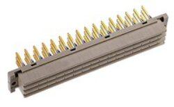 DIN konektor: 110-40584-EPT: DIN konektor: 110-40584  DIN41612 F48F-flach zbd 4,6 mm DS II, balení:19/190