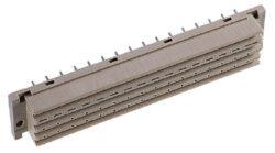 EPT: DIN konektor: 112-40584-EPT: DIN konektor: 112-40584 DIN 41612 Samice přímá, nízký profil typu G; Ter. délka 4,6 mm; 64 pinů, pájka