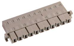 EPT: DIN konektor: 114-40040-EPT: DIN konektor: 114-40040 DIN 41612 Samice přímá, typ H11; 11pin, Faston