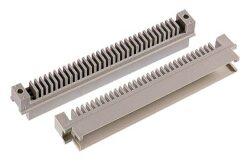 Shroud: 115-15301-EPT: Krytka na DIN konektor: 115-15301 DIN41612 Shroud Typ R male PCB:2,4mm Post L:17mm