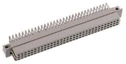 EPT: Konektor 116-40044-EPT: Konektor 116-40044: DIN 41612 Zásuvka 90 °, typ R; Délka zakončení 3 mm; 48 kontaktů; pájka