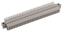 EPT: DIN konektor: 116-40054-EPT: DIN konektor: 116-40054 DIN 41612 Vnitřní 90 °, typ R; Délka zakončení 3 mm; 64 pinů, pájka