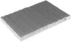 Elektromagnetické stínění: EMC 161733-4 VPM, Rectangel, Air Vent Panel-Elektromagnetické stínění: EMC 161733-4 VPM, Rec, Air Vent Panel , Rectangel 197x60x6,35mm