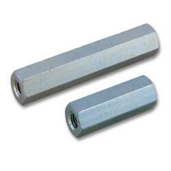SW5,5-12,5mm-IN ; In/In M3 L=12,5mm Steel-Distanční sloupek SW5,5-12,5mm-IN; M3; L=12,5mm 2xvniřvní  závit; kovový; Délka vnitřního závitu: 6mm