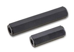SW5-10mm-IN; M2,5 In/In L=10,0mm Polyamid-Distanční sloupek SW5-10,0mm-IN; M2,5; L=10,0mm 2xvniřvní  závit; Polyamid; Délka vnitřního závitu: 5,0mm