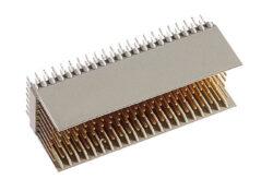 EPT: Konektor 243-22320-EPT: Konektor 243-22320-15: hm2.0 Zástrčka, typ B22; 154 kontaktů; délka zakončení 3,7 mm; pro PCB 2,2 mm