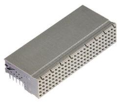 244-21300-15-EPT hm2.0 typ B22 Female konektor stíněný 125pin; RM2,0mm, délka pinu 2,90mm SPQ :35ks