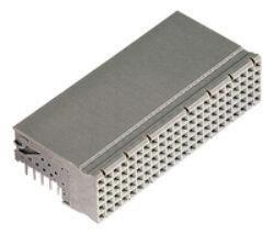 244-22300-15-EPT hm2.0 typ B22 Female konektor stíněný 110pin; RM2,0mm, délka pinu 2,90mm SPQ :35ks = ERNI:114114