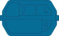 Kódovací klíč: 244-8014-EPT: Kódovací klíč: 244-8014 hm2.0 typ Female kódovací klíč SPQ:1000ks