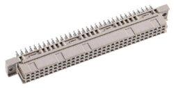 DIN konektor: 304-40065-03-EPT: DIN konektor: 304-40065-03; DIN 41612 Zásuvka přímá, typ C; Délka zakončení 13 mm; 96 kontaktů; pájka
