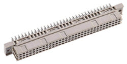 DIN connector: 304-65055-03-EPT: DIN connector: 304-65055-03  DIN 41612 C Female Straight Solder  RM2,54mm;64pin, Termination lenght L=13,00mm  SPQ :25pcs