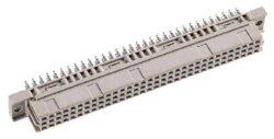 DIN konektor: 304-65065-03-EPT: DIN konektor: 304-65065-03 ; DIN 41612  C Female přímý Press-fit RM2,54mm, 96pin, délka pinu 13mm; SPQ:25
