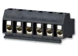 Svorkovnice: Ria con typ 157 3 pin-Svorkovnice: Ria con typ 157 3 pin  31157103 Zasouvací Svorkovnice, 5 mm, 3 Cest, 28AWG až 20AWG, 2.5 mm2, Šroub, 13.5 A