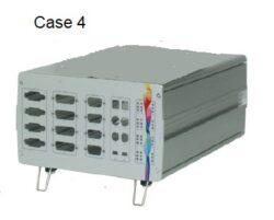 Přístrojová krabička: ELMA Typ Guardbox 33: 33-424-55; Case 4-ELMA  Přístrojová krabička: Typ Guardbox 33 Easy Set; 183,5mm x 111mm x 240mm