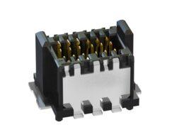 Konektor 405-52112-51-EPT Nízkoprofilový Konektor ZERO8 405-52112-51: plug, 12 pinů; EMC stínění, Rozteč = 0,8mm