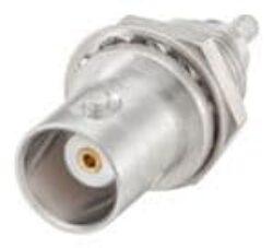 Vysokofrekvenční konektor: 51K507-802N5-Rosenberger: Vysokofrekvenční konektory BNC female/jack bulkhead