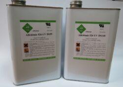 Conformal Coating DPS ABchimie 526UV DS140M 05L-AB Chimie UV dual cure technology conformal coating  150-300cSt  SPQ:5L AB Chimie UV LED dual cure technology conformal coating  150-300cSt  SPQ:5L