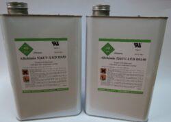ABchimie 526UV DS55 LED 05L-AB Chimie UV LED dual cure technology conformal coating  55-100cSt  SPQ:5L