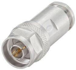 Vysokofrekvenční konektor: 53S102-015N5-Rosenberger: Vysokofrekvenční konektor N male/plug šroubovací na kabel RG213