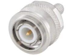 56S107-106N5 Rosenberger-Rosenberger: 56S107-106N5: RF konektory / koaxiální konektory TNC Straight Plug