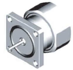 Vysokofrekvenční konektor: 716-3111-TSS-Schmid-M: Vysokofrekvenční konektor 7/16: VF konektory 7/16 male/plug panelový