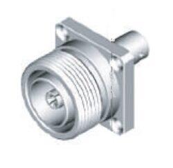Vysokofrekvenční konektor: 716-3205-TSS-Schmid-M: Vysokofrekvenční konektor 7/16 Jack/Female