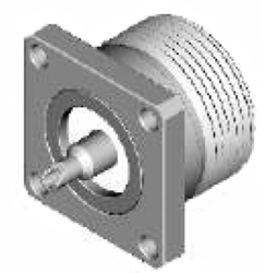 Vysokofrekvenční konektor: 716-3219-TSS-Schmid-M: Vysokofrekvenční konektor 7/16: VF konektory 7/16 female/jack panelový