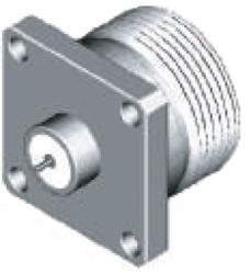 Vysokofrekvenční konektor: 716-3221-TSS-Schmid-M: Vysokofrekvenční konektor 7/16: VF konektory 7/16 female/jack panelový