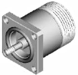Vysokofrekvenční konektor: 716-3222-TSS-Schmid-M: Vysokofrekvenční konektor 7/16: VF konektory 7/16 female/jack panelový