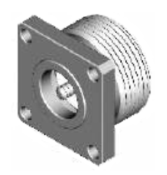 Vysokofrekvenční konektor: 716-3226-TSS-Schmid-M: Vysokofrekvenční konektor 7/16: VF konektory 7/16 female/jack panelový