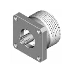 Vysokofrekvenční konektor: 716-3228-TSS-Schmid-M: Vysokofrekvenční konektor 7/16: VF konektory 7/16 female/jack panelový