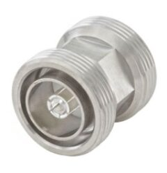 Vysokofrekvenční adaptér: 716-603-TSS-Schmid-M: Vysokofrekvenční adaptér 7/16  Jack-Jack = Rosenberger 60K101-KIMN1 vysokofrekvenční adaptéry 7/16