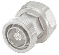Vysokofrekvenční adaptér: 716-605-TSS-Schmid-M: Vysokofrekvenční adaptér 7/16 Jack to Plug = Rosenberger 60S101-KIMN1