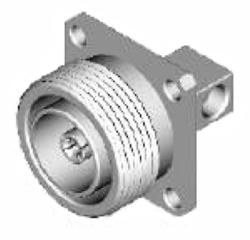 Vysokofrekvenční konektor: 716-7206-TSS-Schmid-M: Vysokofrekvenční konektor 7/16: VF konektory 7/16 female/jack na Semi-rigid kabel