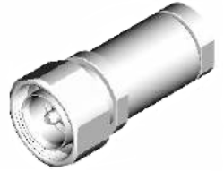 """Vysokofrekvenční konektor: 716-8112-TSS, cable 1/2""""-Schmid-M: Vysokofrekvenční konektor 7/16: VF konektory 7/16 male/plug pro vlnité (Corrugated)  kabely"""