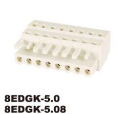 Svorkovnice na kabel nasouvací: 8EDGK-5.08-02P-11-01AH-DEGSON: Svorkovnice na kabel nasouvací: 8EDGK-5.08-02P-11-01AH RM 5,08mm 2 Poles