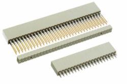 Konektor: 962-60322-03-EPT: Konektor 962-60322-03 VarPol FL 3,4 mm, Tcom 2x32pol III, PC104, Press-fit, SPQ = 40/560pcs