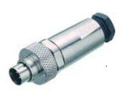 Konektor M9: 99-0413-10-05-Binder: 99-0413-10-05 Konektor M9 IP67 Série 712 Male 5pin