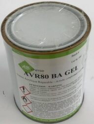 AVR80 Gel 01L - AB CHIMIE: Acrylic Conformal Coating, package: package: GEL-1L; Temperature range of – 65°C to + 150°C