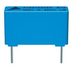 Kondenzátor: B32674D1105K000-TDK EPCOS: Kondenzátor MKP 1,0uF/750VDC/10% RM: 27,5mm; 12,5mmx21,5mmx31,5mm