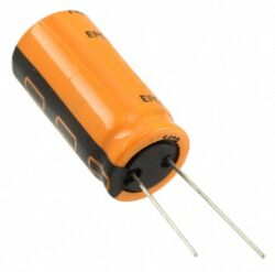 Kondenzátor: B41858C9477M000-TDK EPCOS: Kondenzátor: B41858C9477M000; 470UF/100VDC; RADIAL; RM 7,5